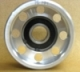 90mm Billet Aluminum 8 Rib Pulley  - Product Image