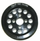 3.4 Saleen Supercharger Billet Aluminum 8 Rib Pulley - Product Image