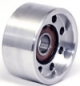 70mm Billet Aluminum Idler Pulley  - Product Image