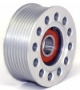 PM-2076-G Billet Aluminum Grooved Pulley - Product Image