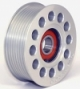 PM-2087-G Billet Aluminum Grooved Pulley - Product Image